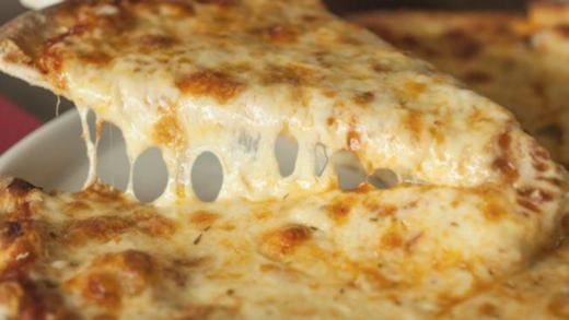 La Pizza ai quattro formaggi